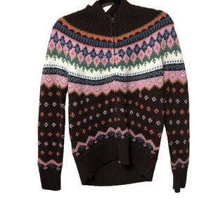 Mods International fair isle sweater